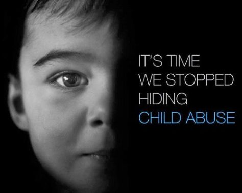 .jpg photo about Child Abuse