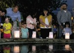 .jpg photo of candlelight vigil for Child Abuse victims