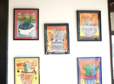 .jpg photo of Art donated for Child Abuse