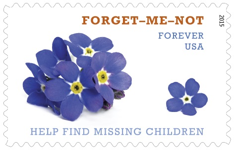 .jpg photo of Missing Childtren Stamp