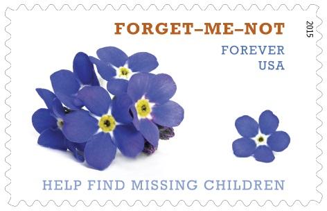 .jpg photo of Missing Childtren Stamp