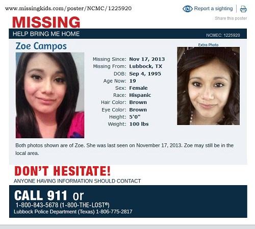 .jpg photo of Missing Girl