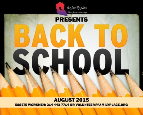 .jpg photo of Back to School, a supply drive for The Family Place