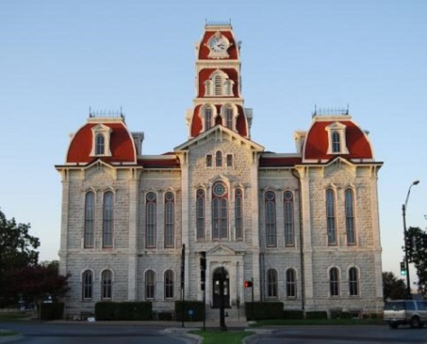 .jpg photo of Parker County Texas Courthouse