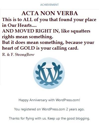 .jpg photo of WordPress 2 year achievement