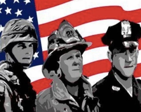 .jpg photo of Our Protectors, Military, Law Enforcement, and Firefighter graphic