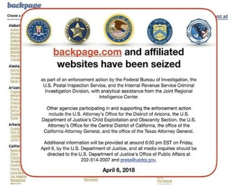 .jpg photo of graphic about Seizure of Backpage.com and affiliated websites