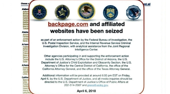 .jpg photo of graphic detailing Backpage websites seized