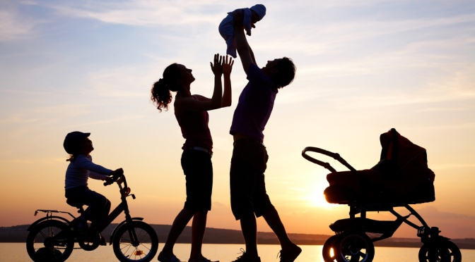 .jpg photo of a good Happy Family silhouette graphic