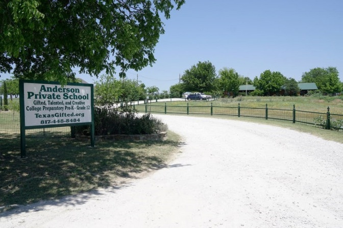 .jpg photo of Anderson Private School in Fort Worth Texas