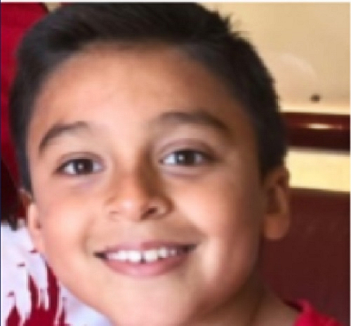.jpg photo of boy abducted out of el paso TX
