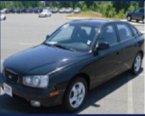 .jpg photo of vehicle suspect was driving when 2 boys were abducted