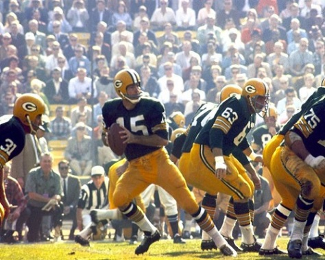 .jpg photo of green bay quarterback in super bowl 1