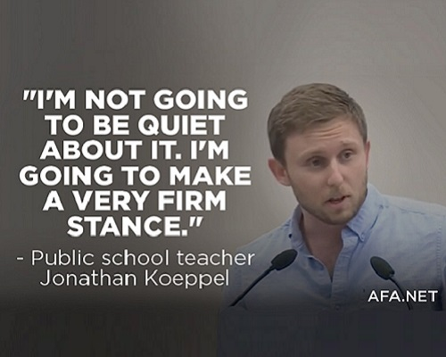 .jpg photo of Teacher that stood up to school board